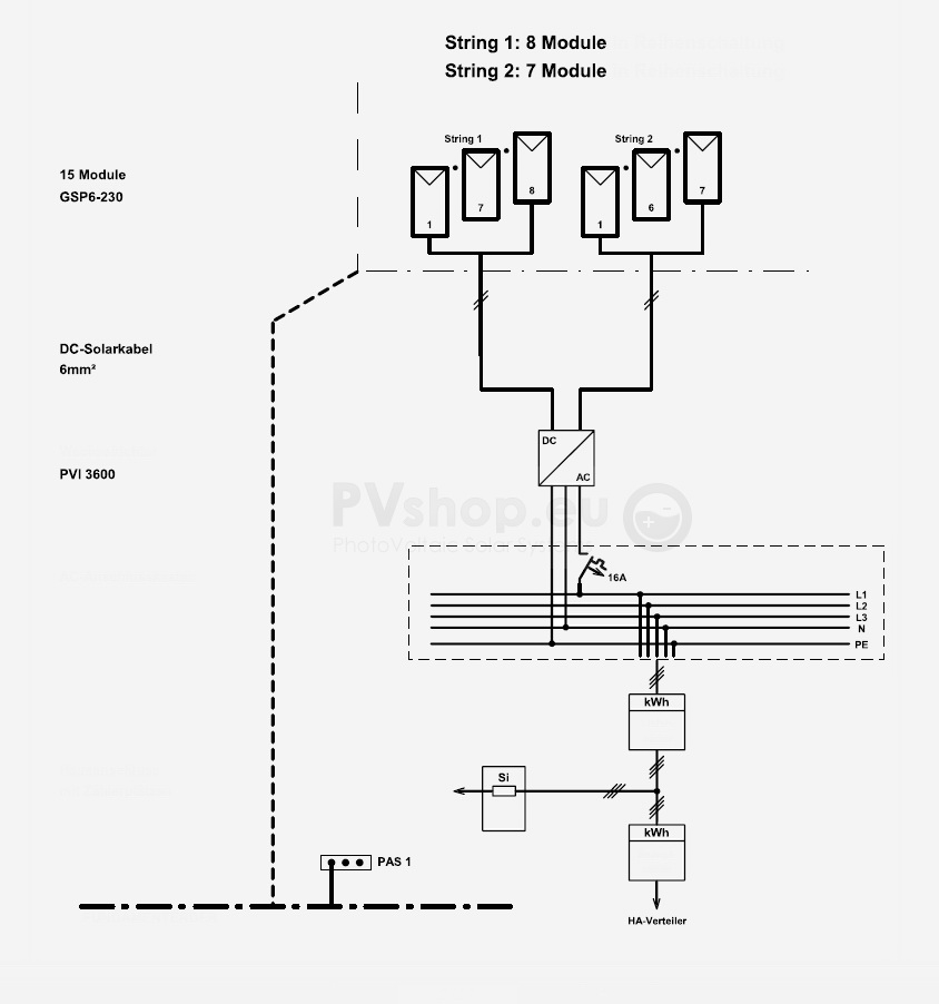Solar Pv Diagram Wiring Diagram