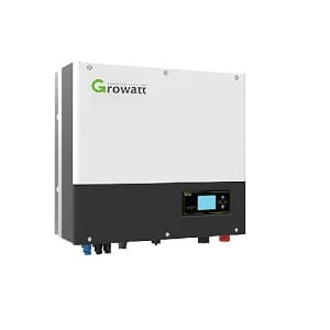 Growatt SPA 5000TL3 BH Hybrid Inverter