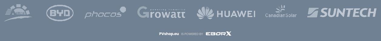 PVshop.eu is powered by EBORX